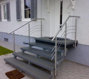 2 schody zewnetrzne